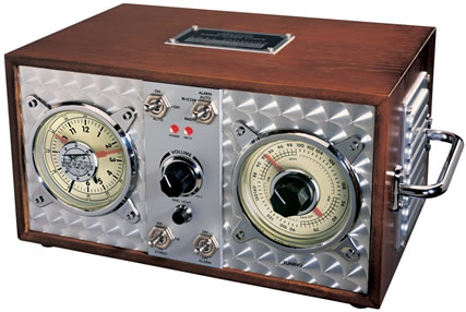 sosl wooden alarm clock radio. Black Bedroom Furniture Sets. Home Design Ideas